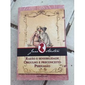 3 Livros Em 1 De Jane Austen
