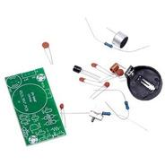Transmissor Fm Microfone Sem Fio Escuta Para Kit Eletrônica