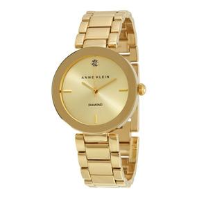 Reloj Anne Klein Modelo: Ak1362chgb Envio Gratis