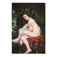 Postal Rompecabezas La Ninfa De Édouard Manet
