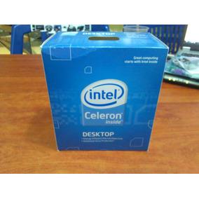 Intel® Celeron® 430 512k Cache, 1.80 Ghz, 800 Mhz Fsb Nuevo!