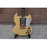 Guitarra Epiphone Custom Sg Les Paul Edición Especial