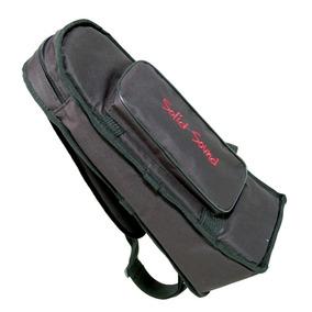 Capa Trompete Solid Sound Bag Estojo Case Luxo Almofadada