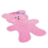 Tapete De Quarto Infantil Urso Biscoito Meninos 76cm X 40cm