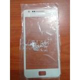 Mica Para Samsung Galaxy S2 Nuevo Blanco