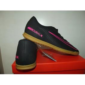 07ad9fdd63 Chuteira Nike Futsal Mercurial Vortex Numero 44 Produto Novo