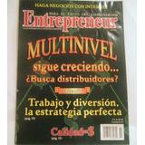Revista Entrepreneur Multinivel Sigue Creciendo Octubre 1996