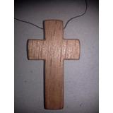 Cruces Artesanales En Madera, Comunión, Confirmación Regalo!