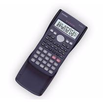Calculadora Cientifica Casio Fx-82ms 240 Funcões Envio Imedi