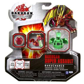 Bakugan Super Assault Bakuchance H Diamond 64281