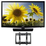 Samsung Un24h Pulgadas 720p Led Tv (modelo 2014) W / Free M