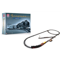 Ferrorama Ferromodelismo Elétrico Completo Vagão Trem Xp300