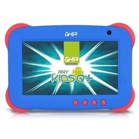 Tablet Android 7 Infantil Kids Niño Wifi Uso Rudo Ghia