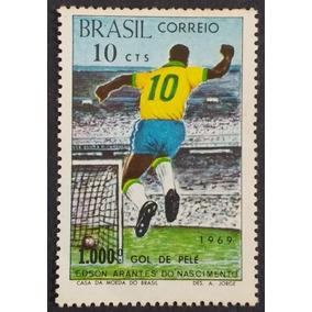 24233 - Brasil 1000 Gol Pele 1969