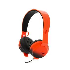 Audífonos Diadema Rebel Roar Auricular Color Rojo - Marley