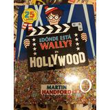 Libro Donde Está Wally En Hollywood ! Nuevo Sólo Efectivo