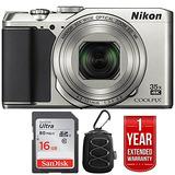 Nikon 26505b Coolpix A900 20mp 4k Wifi Digital Camera W/ 35x
