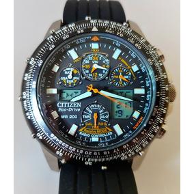 4f861ea26b4 Relógio Cosmos Imitação De Citizen Wingman. Raro - Relógios no ...