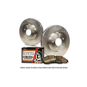 (front Kit)2 Oem Replacement Great-life Premium Disc Brake R
