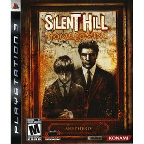 Silent Hill Homecoming Ps3 Sellado Fisico Disco
