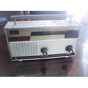 Vieja Radio Transistor De Luxe No Funciona