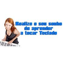 Dvd´s Teclado + Brinde - Envio Gratuito!