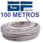 Cable Utp Cat 5e 100 Metros Marca Wireplus+ Testeado