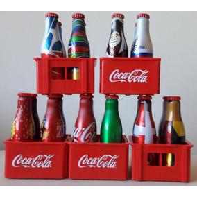 Coleção Coca-cola - Mini Garrafinhas Da Copa Do Mundo 2014
