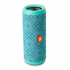 Jbl Flip 4 Verde Mosaico Caixa Bluetooth