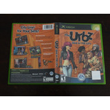 Urbz Sims In The City Microsoft Xbox 2004