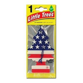 Pacote 4 Little Trees 100% Original (6 Opcoes) - M.e