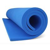 Colchonete Eva Yoga Academia 180cm X 80cm X 15mm R$ 79,99