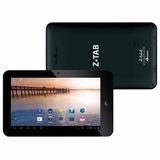 Tablet Z.tab - Zagg Pc 722 Android 2.2 2gb Wi-fi Preto
