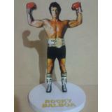 Rocky Balboa, Figura, Muñeco,estatuilla Artesanal Coleccion