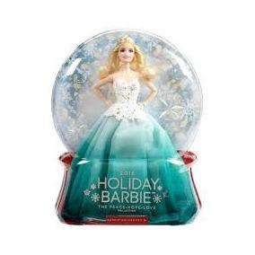Barbie Hollidays 2016 Vestido Verde