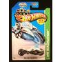 2013 Hot Wheels Hw Imagination - Max Steel Motocicleta