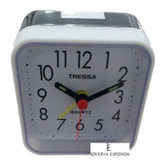 Reloj Despertador Tressa Modelo 626 Joyeria Esponda
