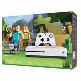 Xbox One S 500gb + Minecraft + Control + Envio Gratis