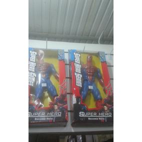 Boneco Grande Modelo Homem Aranha