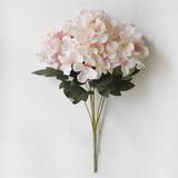 Flores Artificiales Decorativas Estilo Europeo Rosas 6 Uds
