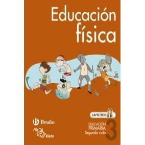 Lapiceros Educación Física 3 A. Blanco