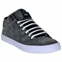 Zapatillas Rusty Andreuss Gris Hombre Skate Rz000103 - 2
