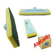 Esponja Limpa Azulejo Sem Cabo Com 36 Unidades Atacado