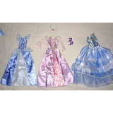 Hermosos Vestidos Princesas Barbie