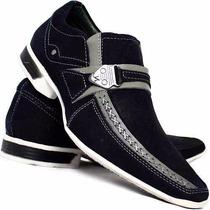 Sapato Social Executivo Super Conforto Frete Grátis!!