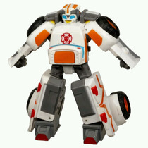 Transformer Rescue Bots Playskool Ambulancia Juguete Niño