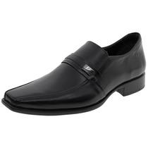 Sapato Masculino Social Preto Democrata - 430023
