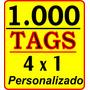 Etiquetas Tags Personalizadas, Artes, Artesanatos, Brincos