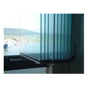 Sacada Vidro Incolor 10mm Promoção 390,00m2