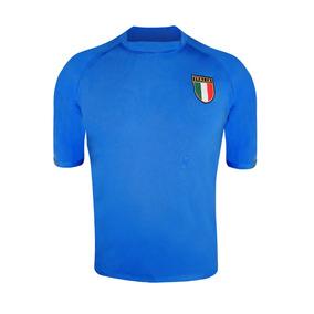 Playera Jersey Futbol Caballero M. Corta Italia K-ar3kappa